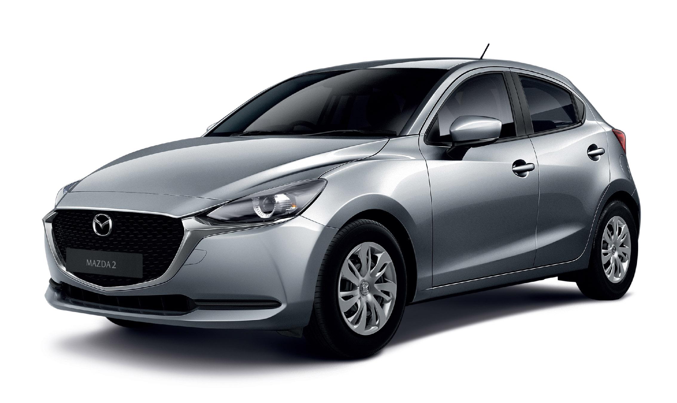 มาสด้า Mazda-2 1.3 E Sport HB-ปี 2019