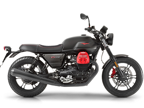 Moto Guzzi V7 III Carbon Limited Edition ปี 2018 ราคา-สเปค-โปรโมชั่น