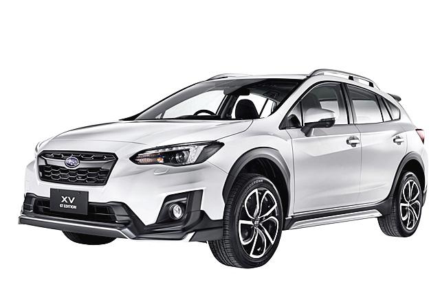 Subaru XV Logo