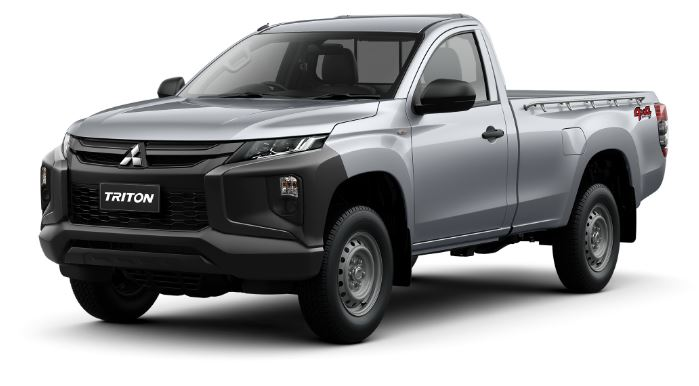 มิตซูบิชิ Mitsubishi-Triton Single Cab 2.4 GL 4WD 6MT MY2019-ปี 2018