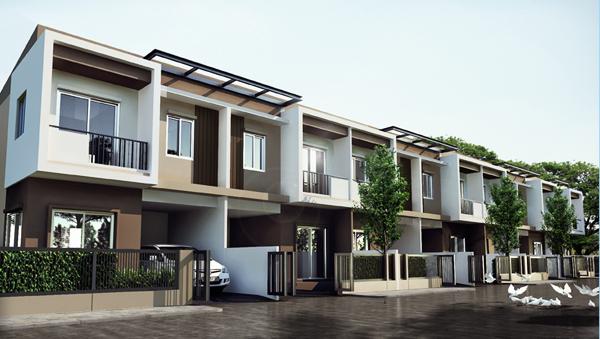 บ้านดี บางโทรัด พระราม 2 (Baan D Bangtorad Rama 2) ราคา-สเปค-โปรโมชั่น