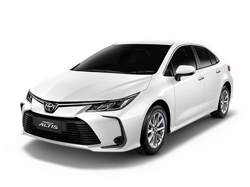 Toyota Altis (Corolla) 1.6G ปี 2019 ราคา-สเปค-โปรโมชั่น