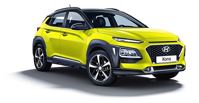 ฮุนได Hyundai-KONA electric SEL-ปี 2019