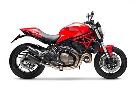 ดูคาติ Ducati-Monster 821 Carbon Performance-ปี 2016