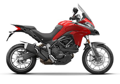 ดูคาติ Ducati-Multistrada 950 Red 2019-ปี 2019