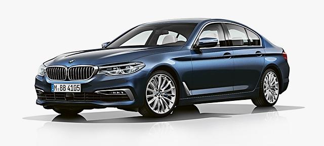 บีเอ็มดับเบิลยู BMW-Series 5 530e Luxury-ปี 2018