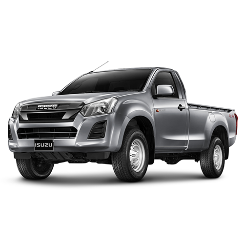 อีซูซุ Isuzu D-MAX Spark 3.0 Ddi S 4x4 Blue Power M/T MY18 ปี 2018