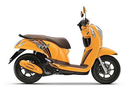 ฮอนด้า Honda-Scoopy i Club 12-ปี 2016
