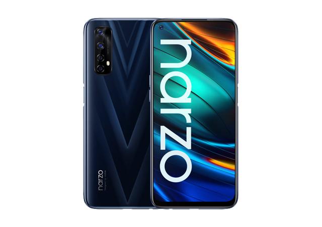 โทรศัพท์มือถือเรียลมี realme narzo Logo