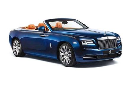 Rolls-Royce Dwan ทุกรุ่นย่อย