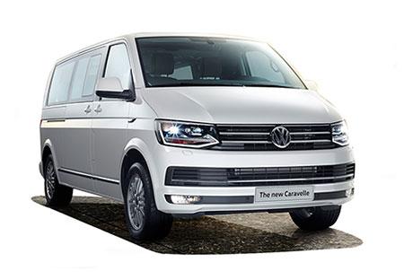 Volkswagen The New Caravelle T6 2.0 BiTDi ปี 2016 ราคา-สเปค-โปรโมชั่น