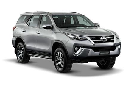 โตโยต้า Toyota-Fortuner 2.4V MY2017-ปี 2017