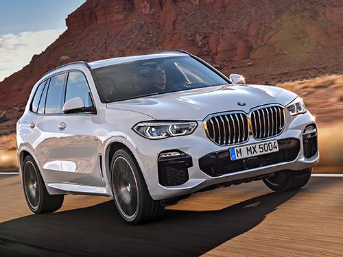 บีเอ็มดับเบิลยู BMW-X5 xDrive30d M Sport MY2018-ปี 2018