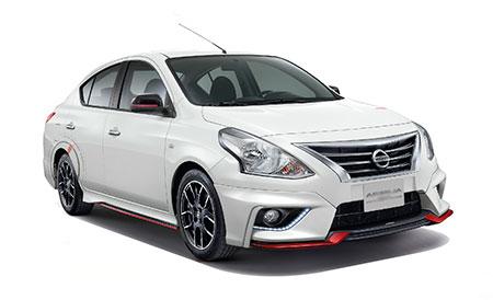 นิสสัน Nissan-Almera E CVT Nismo Aero Package-ปี 2016