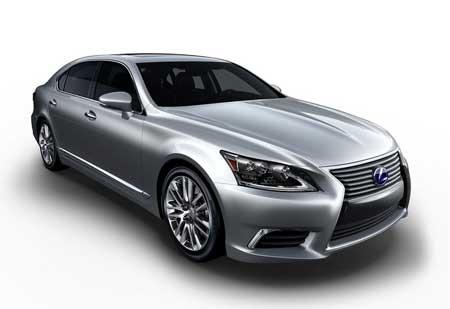 เลกซัส Lexus-LS 600hL-ปี 2012