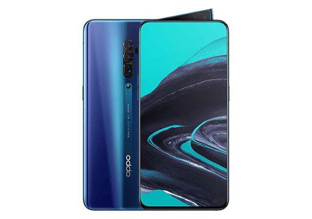 โทรศัพท์มือถือออปโป OPPO Reno 10x Zoom Edition Logo