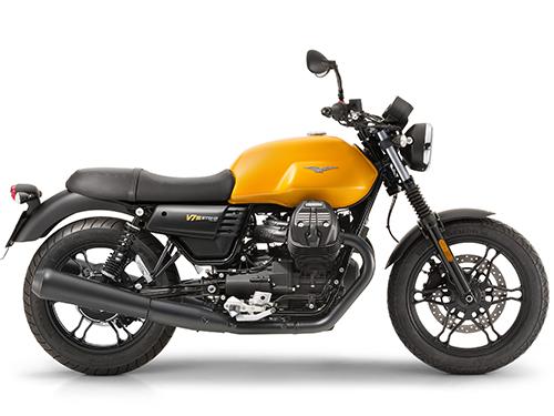Moto Guzzi V7 III Stone ปี 2018 ราคา-สเปค-โปรโมชั่น