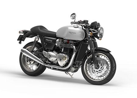 ไทรอัมพ์ Triumph-Thruxton (Standard)-ปี 2015