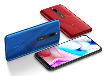 Xiaomi Redmi 8 (3GB + 32GB) ราคา-สเปค-โปรโมชั่น