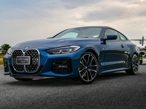 รถยนต์บีเอ็มดับเบิลยู BMW Series 4 Logo