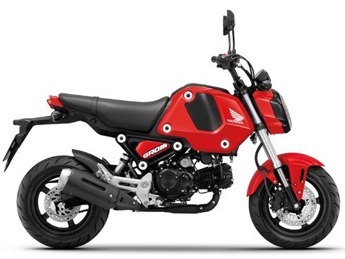 Honda MSX125 GROM (STD) ปี 2020 ราคา-สเปค-โปรโมชั่น