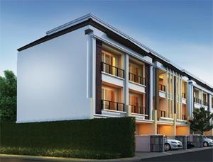 บ้านกลางเมือง ลาดพร้าว 87 (Baan Klang Muang) ราคา-สเปค-โปรโมชั่น