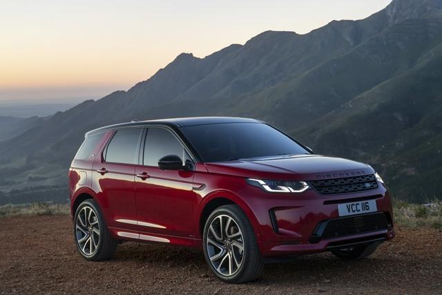 Land Rover Discovery Sport 2.0 Ingenium Diesel HSE MY20 ปี 2020 ราคา-สเปค-โปรโมชั่น