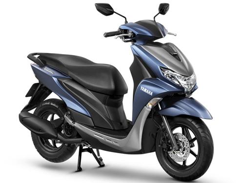 Yamaha Freego ทุกรุ่นย่อย