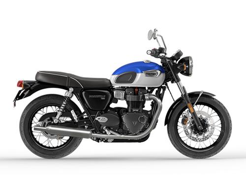 Triumph Bonneville T100 ปี 2021 ราคา-สเปค-โปรโมชั่น