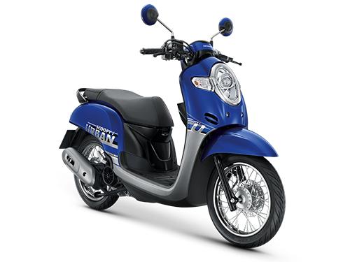 Honda Scoopy i URBAN TEAM 2019 ปี 2019 ราคา-สเปค-โปรโมชั่น