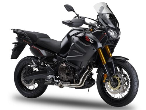 Yamaha Super Tenere ทุกรุ่นย่อย