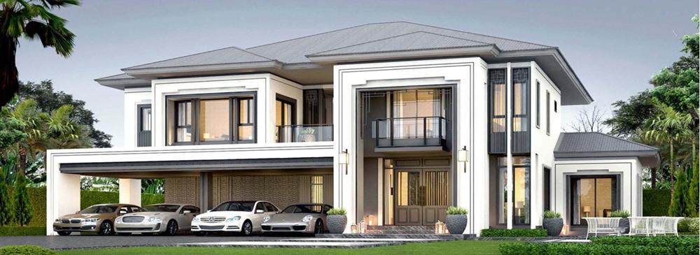 บ้านพฤกษา เรียลเอสเตท Pruksa เดอะ ปาล์ม Logo