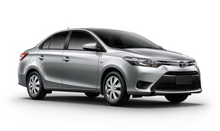 โตโยต้า Toyota-Vios 1.5 J M/T-ปี 2013