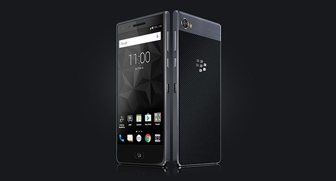 BlackBerry Motion ทุกรุ่นย่อย