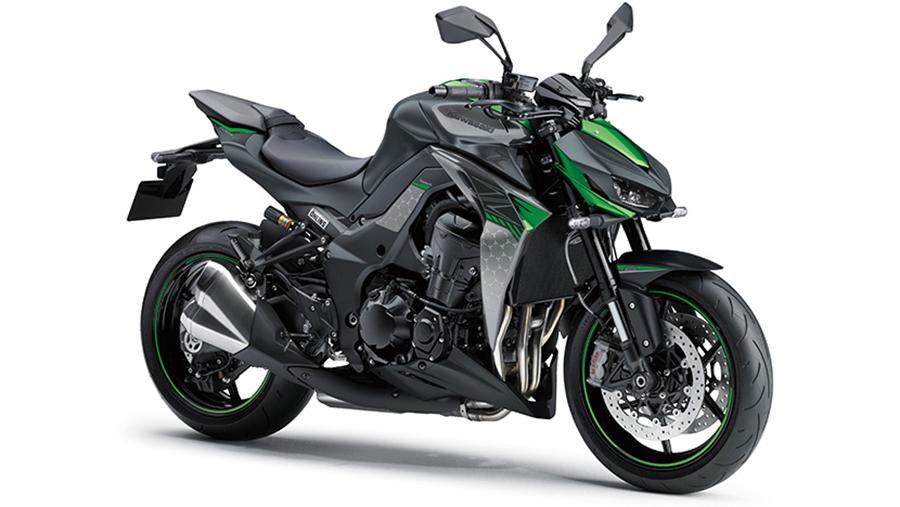 Kawasaki Z 1000 R ปี 2021 ราคา-สเปค-โปรโมชั่น