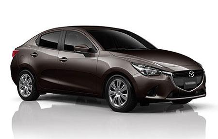 มาสด้า Mazda-2 1.3 Sedan Standard-ปี 2017