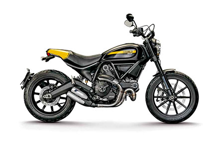 ดูคาติ Ducati Scrambler Full Throttle ปี 2014