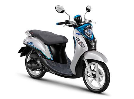 ยามาฮ่า Yamaha-Fino 125 Premium Deluxe-ปี 2015