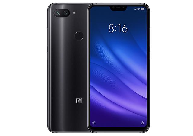 Xiaomi Mi 8 Lite (6GB/128GB) ราคา-สเปค-โปรโมชั่น