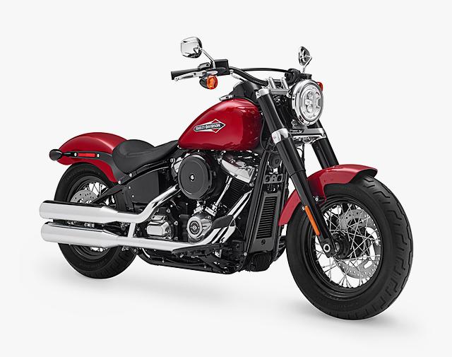 ฮาร์ลีย์-เดวิดสัน Harley-Davidson-Softail Slim-ปี 2017