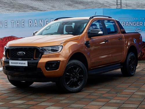 Ford Ranger Wildtrak Double Cab 2.0L Turbo Hi-Rider 10AT MY2020 ปี 2020 ราคา-สเปค-โปรโมชั่น