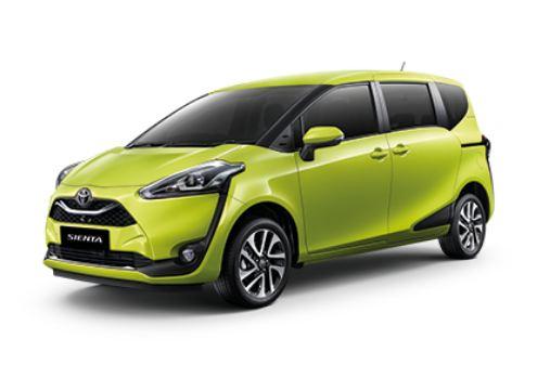 โตโยต้า Toyota-Sienta 1.5 V-ปี 2019