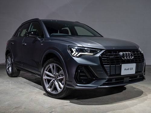 Audi Q3 40 TFSI quattro S Line Black Edition ปี 2021 ราคา-สเปค-โปรโมชั่น