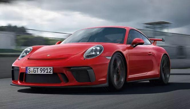 Porsche 911 GT3 RS ปี 2019 ราคา-สเปค-โปรโมชั่น