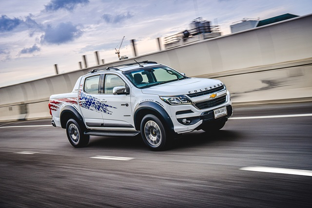 เชฟโรเลต Chevrolet-Colorado 4 of July Edition 4x4 AT-ปี 2019