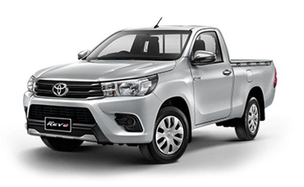 โตโยต้า Toyota-Revo Standard Cab 2.4J Plus SWB-ปี 2017