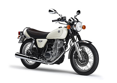 ยามาฮ่า Yamaha-SR400 (Standard)-ปี 2014