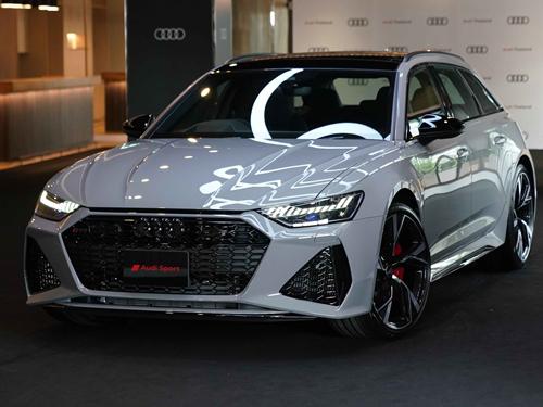Audi RS 6 Avant quattro ปี 2021 ราคา-สเปค-โปรโมชั่น