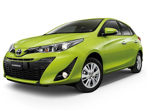 โตโยต้า Toyota-Yaris 1.2 G MY2017-ปี 2017