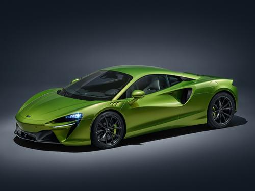 รถยนต์แมคลาเรน McLaren Artura Logo